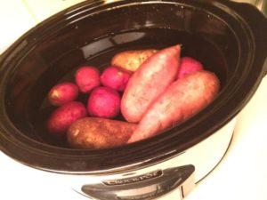 Potato Diet, Potato Feast, Potato Detox